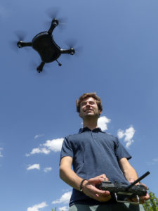 'Prodigy' founder taking Utah's Teal Drones to unexplored heights